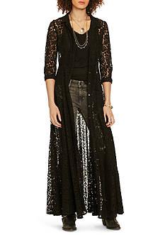 Denim & Supply Ralph Lauren Angelica Lace Maxi Dress