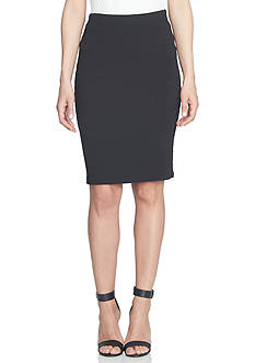 CeCe Jacquard Tube Skirt