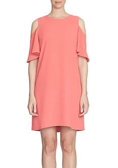 CeCe Cold Shoulder Dress
