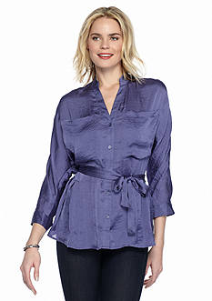 Nine West Jeans Audrey Blouse