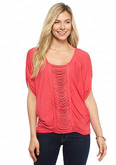 Nine West Jeans Alexandria Dolman Top