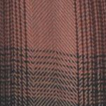 Trendy Womens Clothing: Plaids: Fawn Ombre Plaid Nine West Jeans Ruth Convertible Top