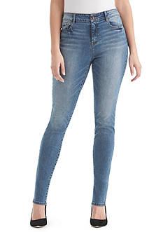 Nine West Jeans Hi Rise Skinny Jeans