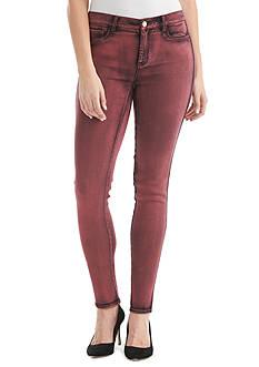 Nine West Jeans Over Dye Jegging