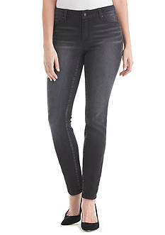 Nine West Jeans Mid-Rise Skinny Jeans