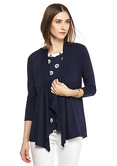 Kaari Blue™ Drape Knit Cardigan