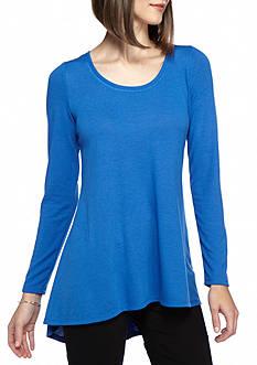 Kaari Blue™ Zip Back Swing Tunic