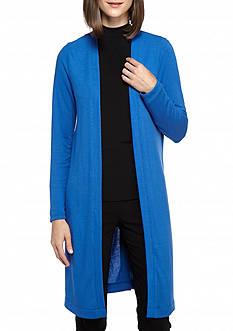 Kaari Blue™ Split Back Knit Duster Sweater