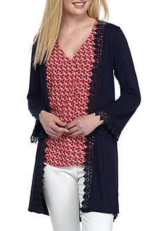 Kaari Blue™ Knit Long Cardigan