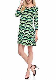 Kaari Blue™ Printed Sheath Dress
