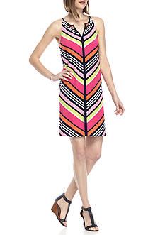 Kaari Blue™ Jersey Knit Sleeveless Dress