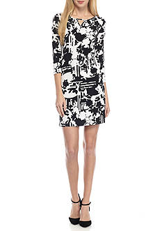 Black And White Dresses Belk