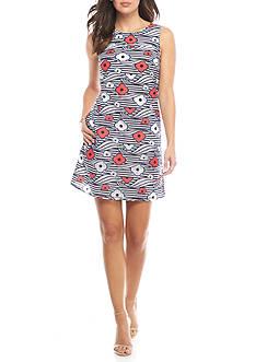 Kaari Blue™ Lace Shift Dress