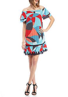 Kaari Blue™ Off-the-Shoulder Dress