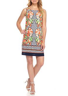 Kaari Blue™ Sleeveless X Back Shift Dress