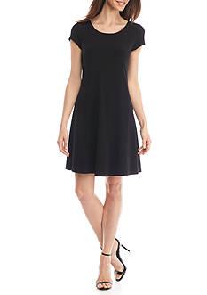 Kaari Blue™ Jersey Knit Swing Dress