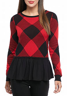 Kaari Blue™ Woven Hangdown Sweater