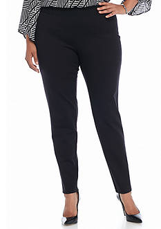 Kaari Blue™ Plus Size Ponte Leggings