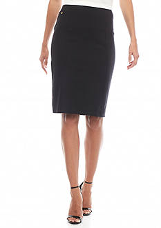 Kaari Blue™ Tech Twill Pencil Skirt
