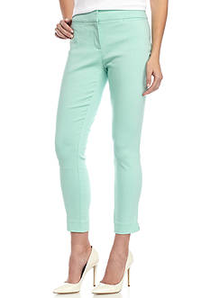 Kaari Blue™ Tech Twill Ankle Pants