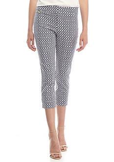 Kaari Blue™ Print Crop Pants