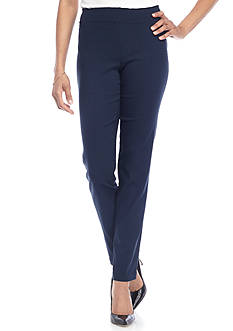 Kaari Blue™ Textured Straight Leg Trouser