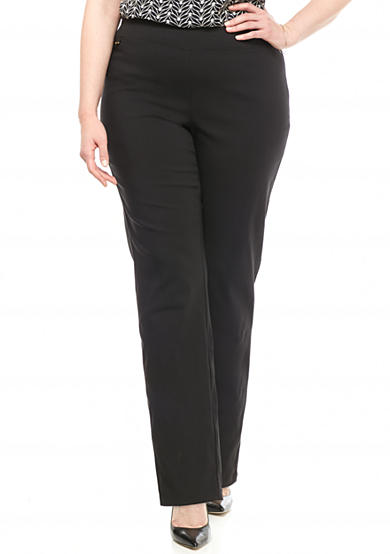 Kaari Blue™ Plus Size Tech Twill Pull-On Pant