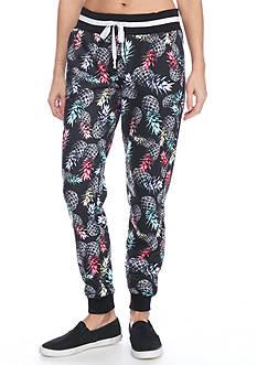 Jessica Simpson Varsity Jogger Pants