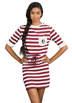 Flying Colors Florida State Seminoles Tie Breaker Dress