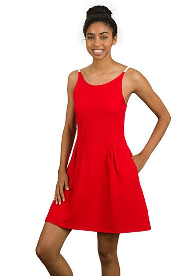 Juniors Red Dresses - Belk