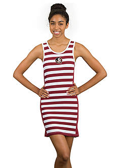 Flying Colors Florida State Seminoles Tight End Tank Dress