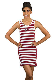 Flying Colors South Carolina Gamecocks Tight End Tank Dress