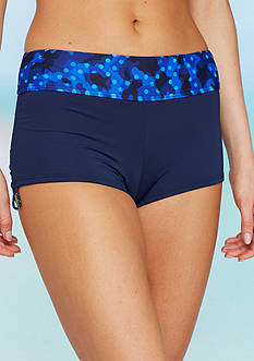 TYR Cadet Della Boyshort Swim Bottom