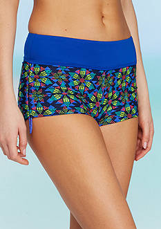 TYR Edessa Della Boyshort Swim Bottom