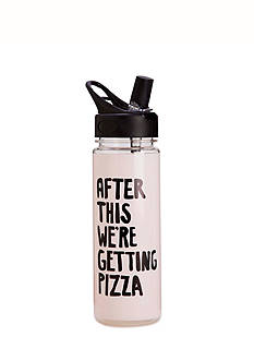 ban.do After This Pizza Water Bottle