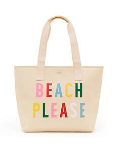 ban.do just chill out cooler bag - beach please