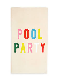 ban.do Pool Party Giant Beach Towel