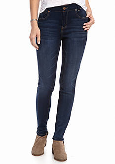 New Directions Fiona Basic 5 Pocket Skinny Jeans