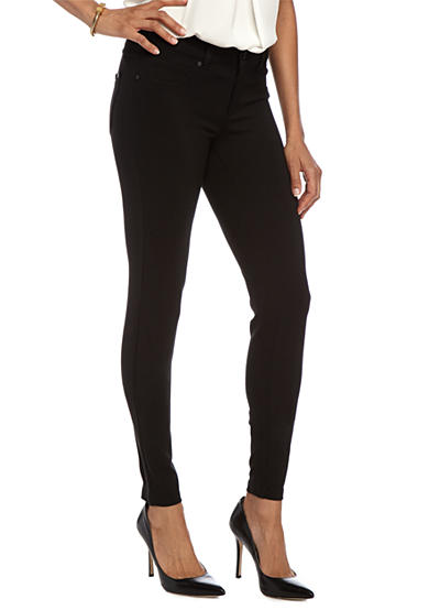 New Directions® Ab Shaper Skinny Ponte Pants