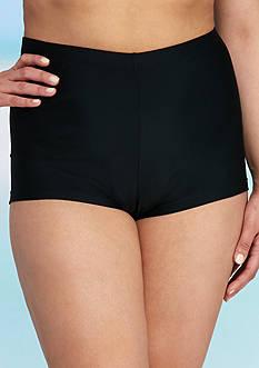 Aqua Couture Plus Size Swim Short