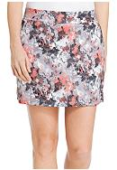 IZOD Women's Abstract Printed Skort