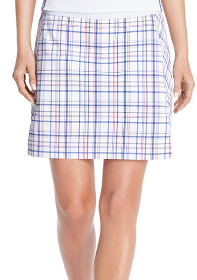 Romwe Women's Mid Waist Slim Fit Overlap Front Plaid Print Mini Skirt Shorts Skort. by Romwe. $ $ 11 99 Prime. FREE Shipping on eligible orders. Some sizes/colors are Prime eligible. out of 5 stars 6. Product Features The Shorts featuring plaid print,skort design neckline and Mid Waist.