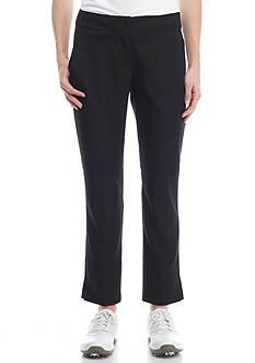 IZOD Solid Microfiber Pants