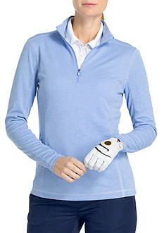 IZOD Long Sleeve Half Zip Pullover