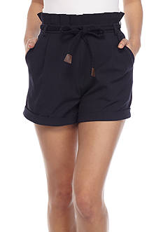 BLU PEPPER Paperbag Waist Short