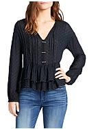 WILLIAM RAST™ Devon Long Sleeve Peasant