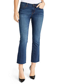 WILLIAM RAST™ Flare Crop Jeans