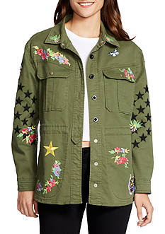 WILLIAM RAST™ Alicia Patch Jacket