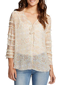 WILLIAM RAST™ Haley Woven Top