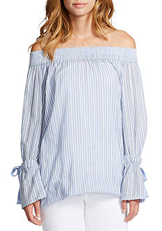 WILLIAM RAST™ Belinda Off-the-Shoulder Blouse